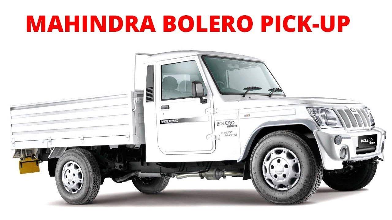 Image Result For Bolero Pickup Bolero Image Pick Up