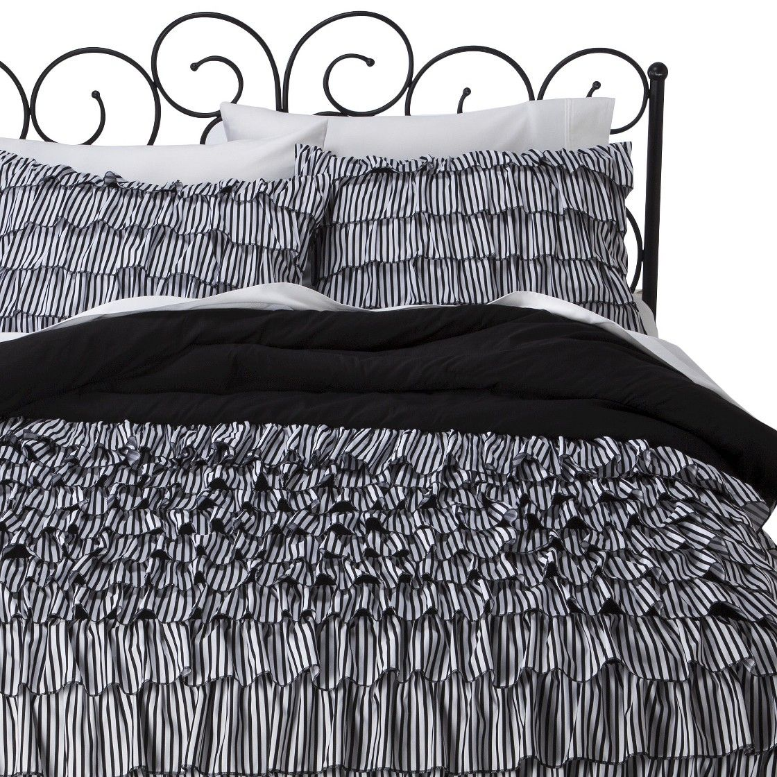 Xhilaration Ruffle Comforter Set http://m.target.com/p
