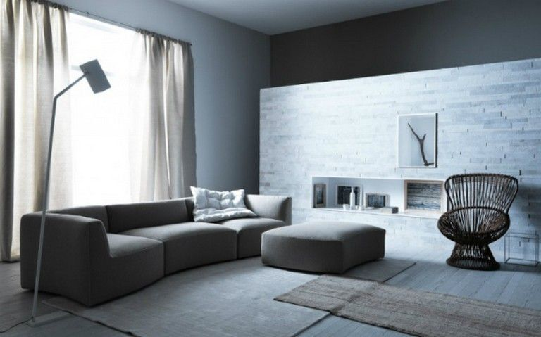 20 Cozy Contemporary Sofas Contemporary Cozy Homedecorcozycontemporary Sofas In 2020 Wohnen Gemutlich