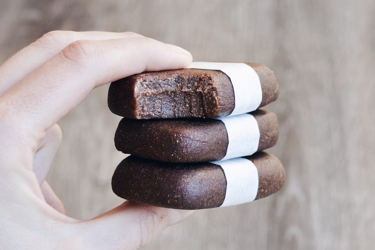 Chocolate Whey Protein Bars #wheyproteinrecipes