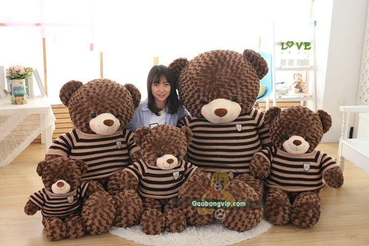 Gia đình nhà Gấu Bông VIP - Teddy Socola tại gaubongvip.com Hotline tư vấn: 0989348280 - zalo - viber - tango để xem hàng tại shop nhé