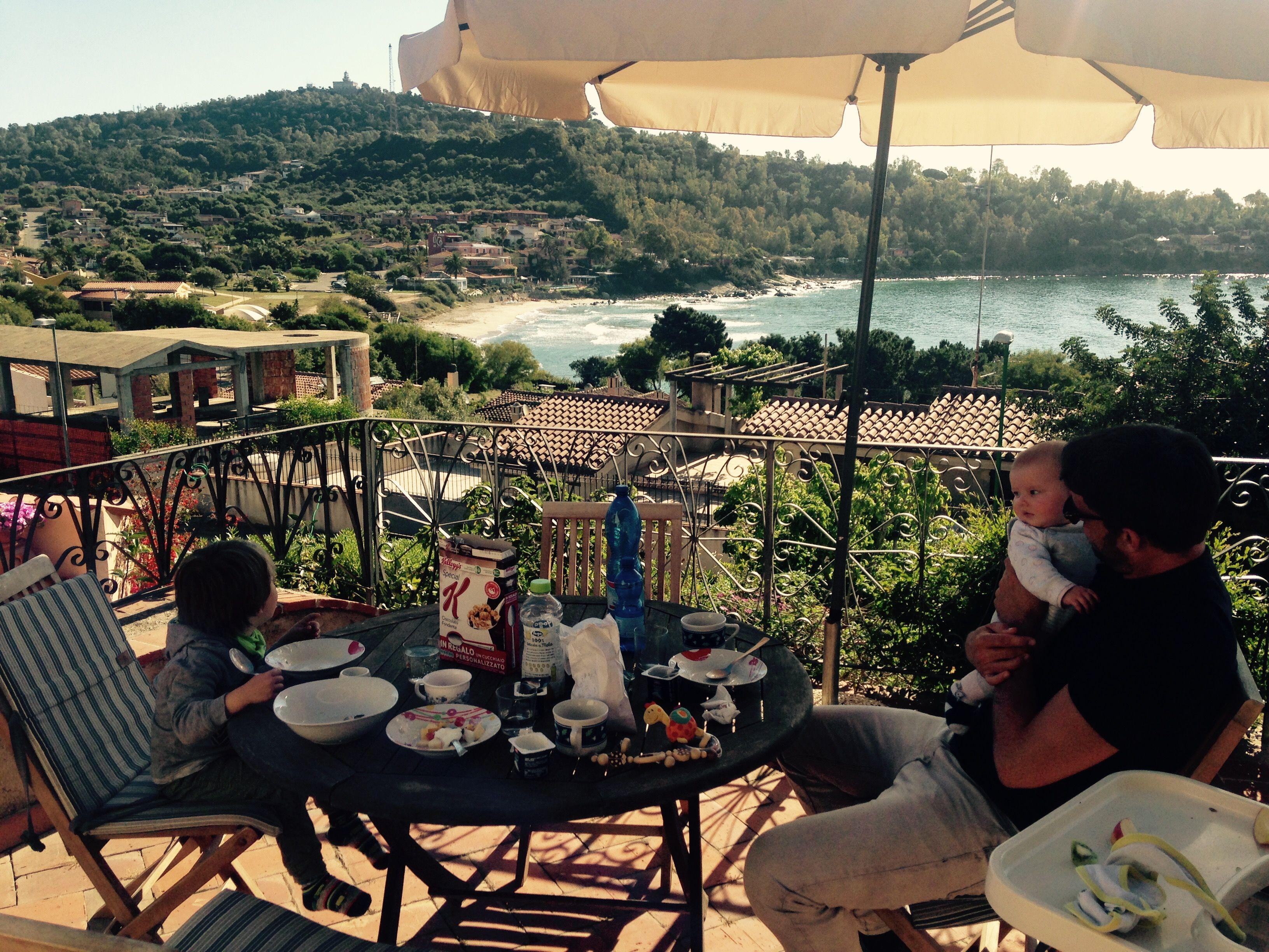 Sardinien unterkunft charmantes airbnb apartment mit for Unterkunft sardinien