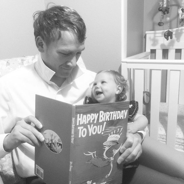 Oh my word this is adorable!>>>Sorry to post twice in one day. But this was just too dang cute. #hbdalice #breakinstagram