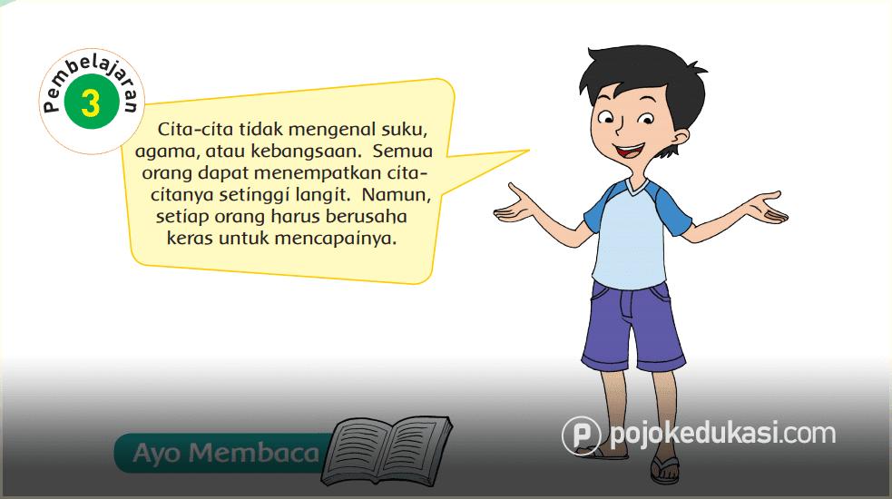 Kunci Jawaban Halaman 129 130 131 133 134 Tema 6 Kelas 4 Buku Buku Pelajaran Spanduk