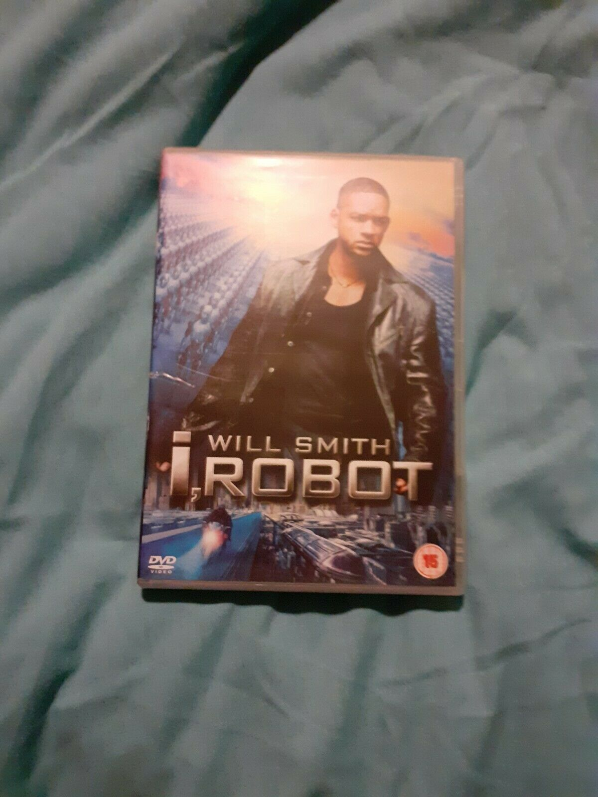 Details About Dvd I Robot Will Smith Cert 15 Movie Nights In Fun