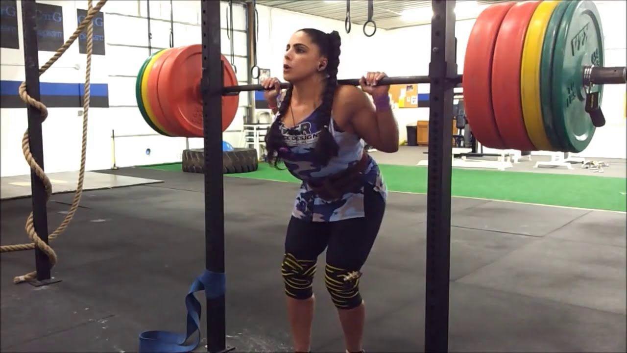 Girls Who Lift - Motivation 2014 Fitfam  Squat -8902