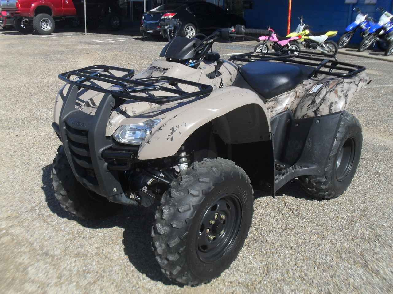 Elegant Used 2013 Honda FOURTRAX RANCHER 420 4X4 ATVs For Sale In Texas. 2013 Honda  Rancher