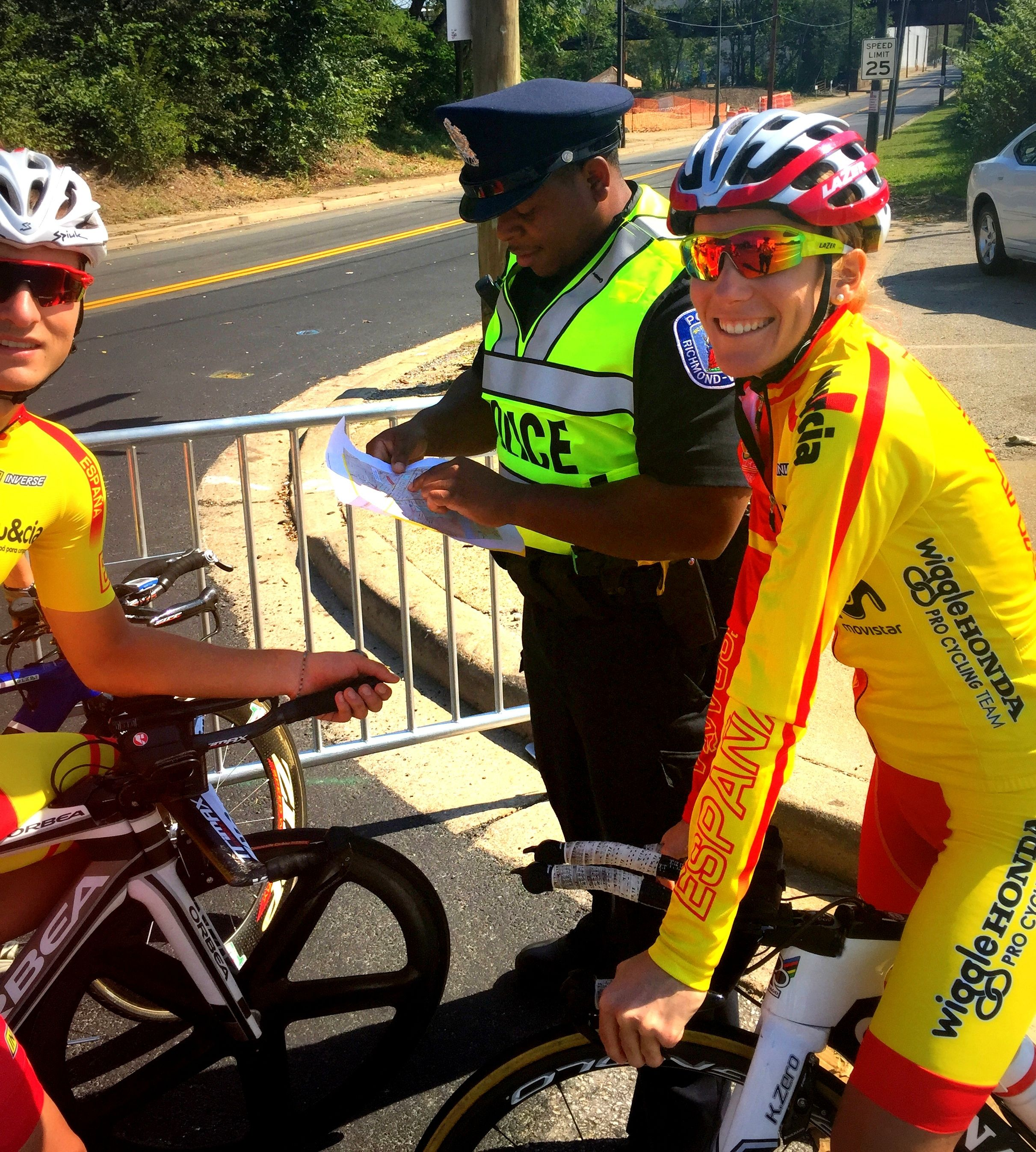Pin By Richmond Police On Officers Working Uci Road World