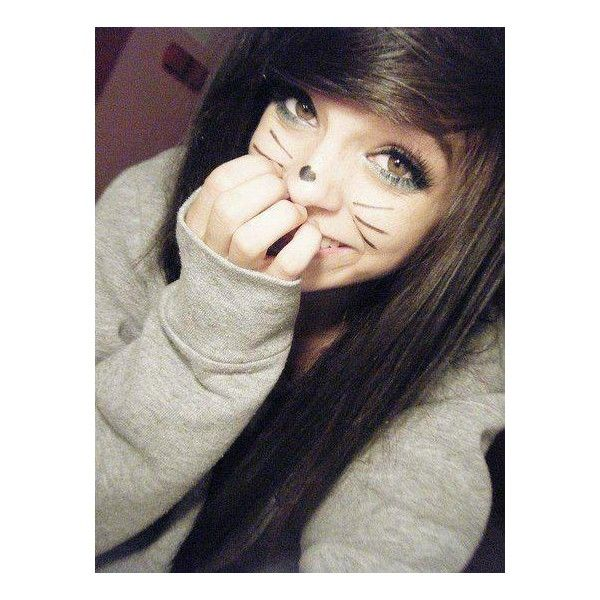 scene girl | Tumblr ❤ liked on Polyvore