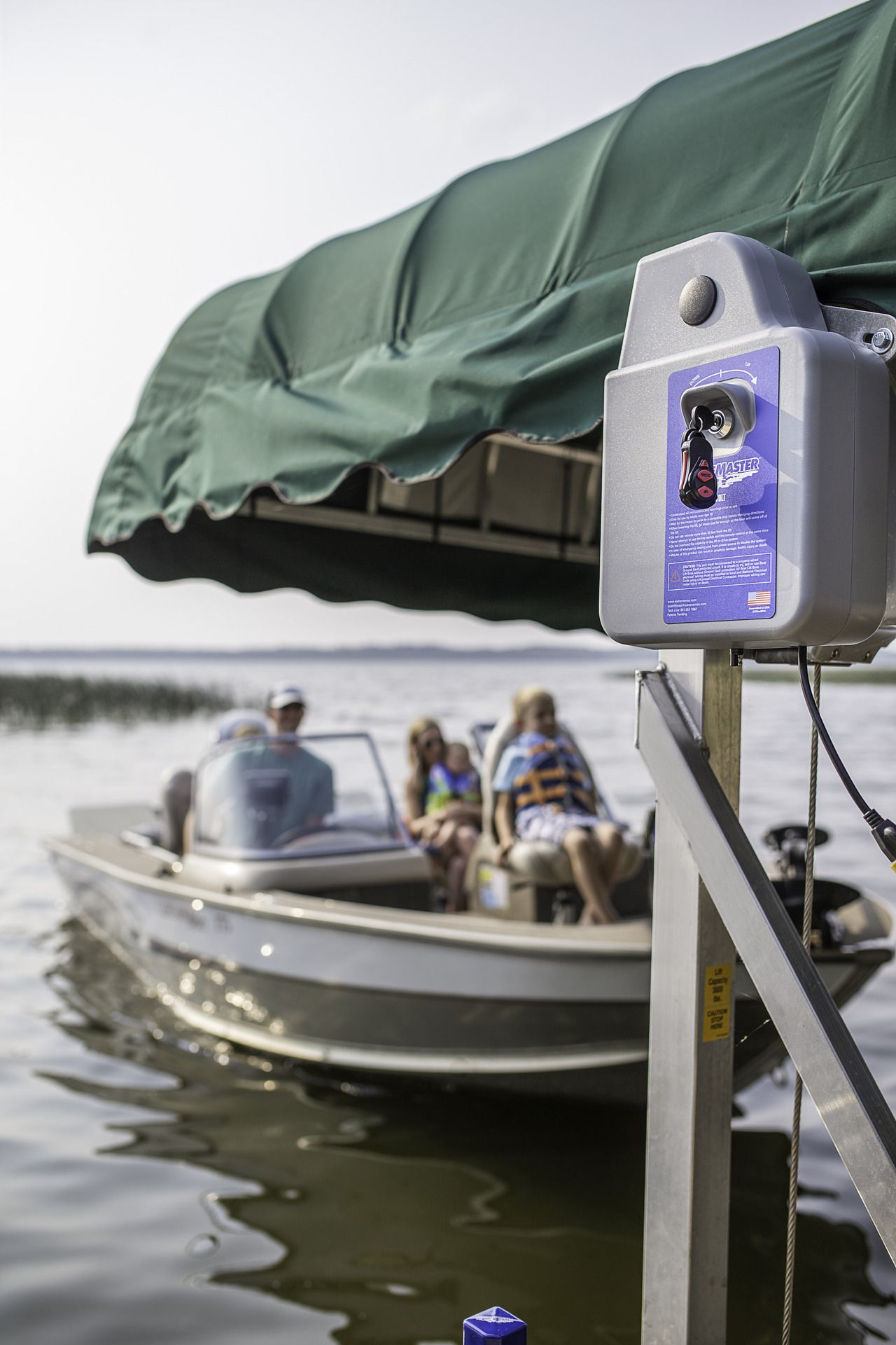 Add a new level of convenience to your boating experience
