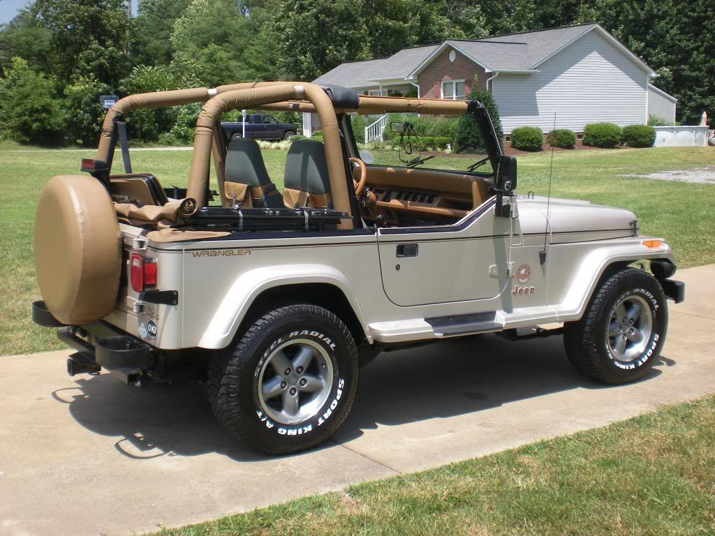 white jeep sahara tan interior Google Search Jeep dream