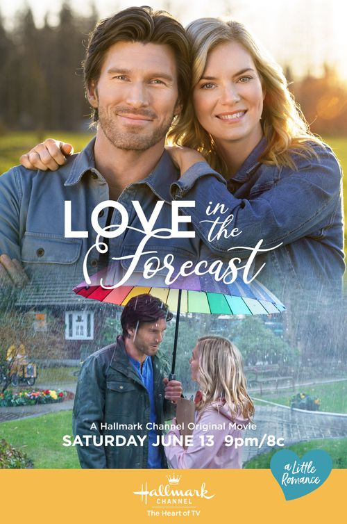 Its a Wonderful Movie - Your Guide to Family and Christmas Movies on TV: ❤☀ Love in the Forecast - a Hallmark Channel Original Movie Starring Cindy Busby and Christopher Russell! ☀
