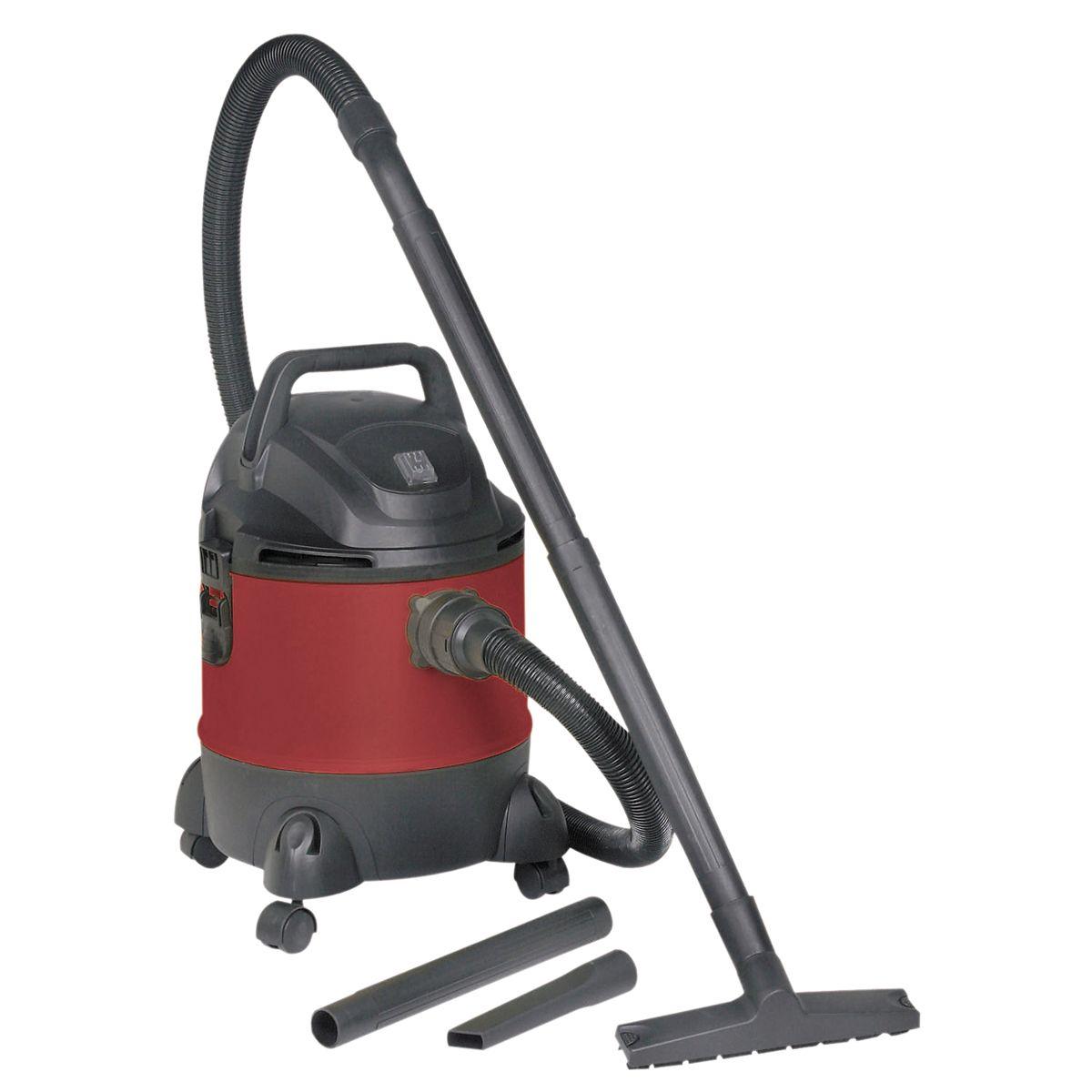 Wet/Dry Shop Vacuum & Blower - 5 Gallon