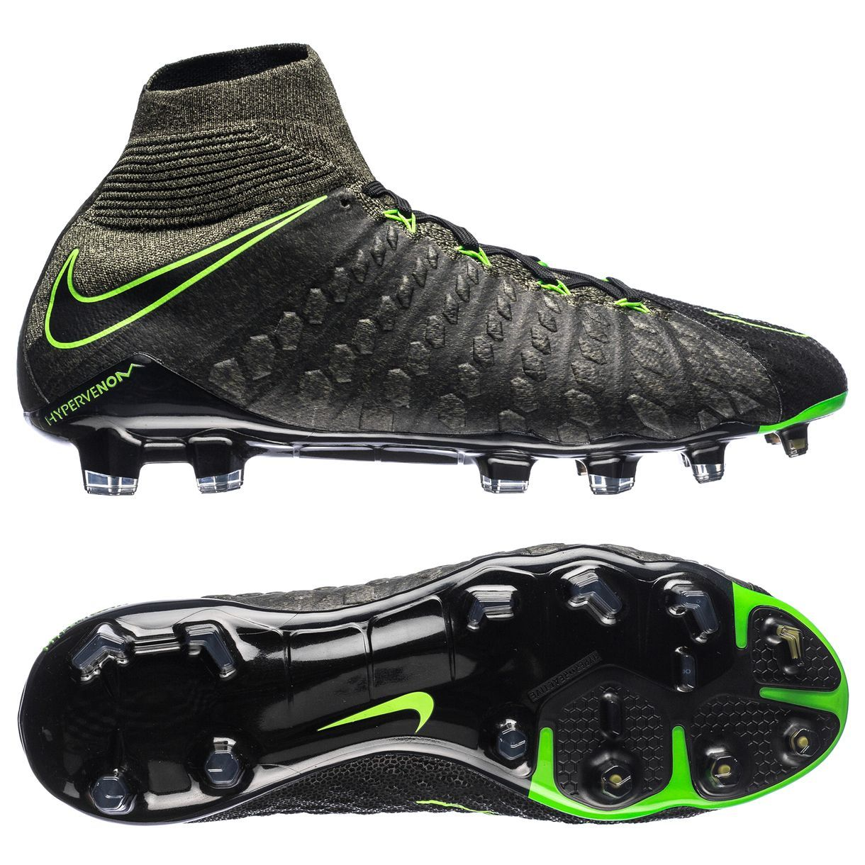 Nike Hypervenom Phantom 3 DF FG Tech Craft Soccer Boots 111be61bdaa2