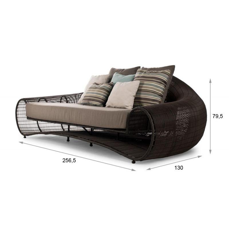 Croissant Sofa von KENNETH COBONPUE >> Terrassenmöbel ...