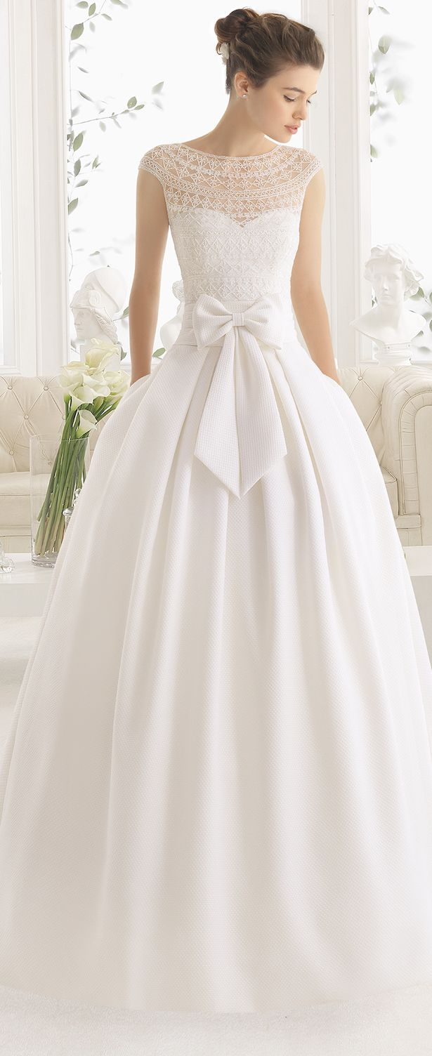 Wedding Dresses By Aire Barcelona 2017 Bridal Collection | Aire ...