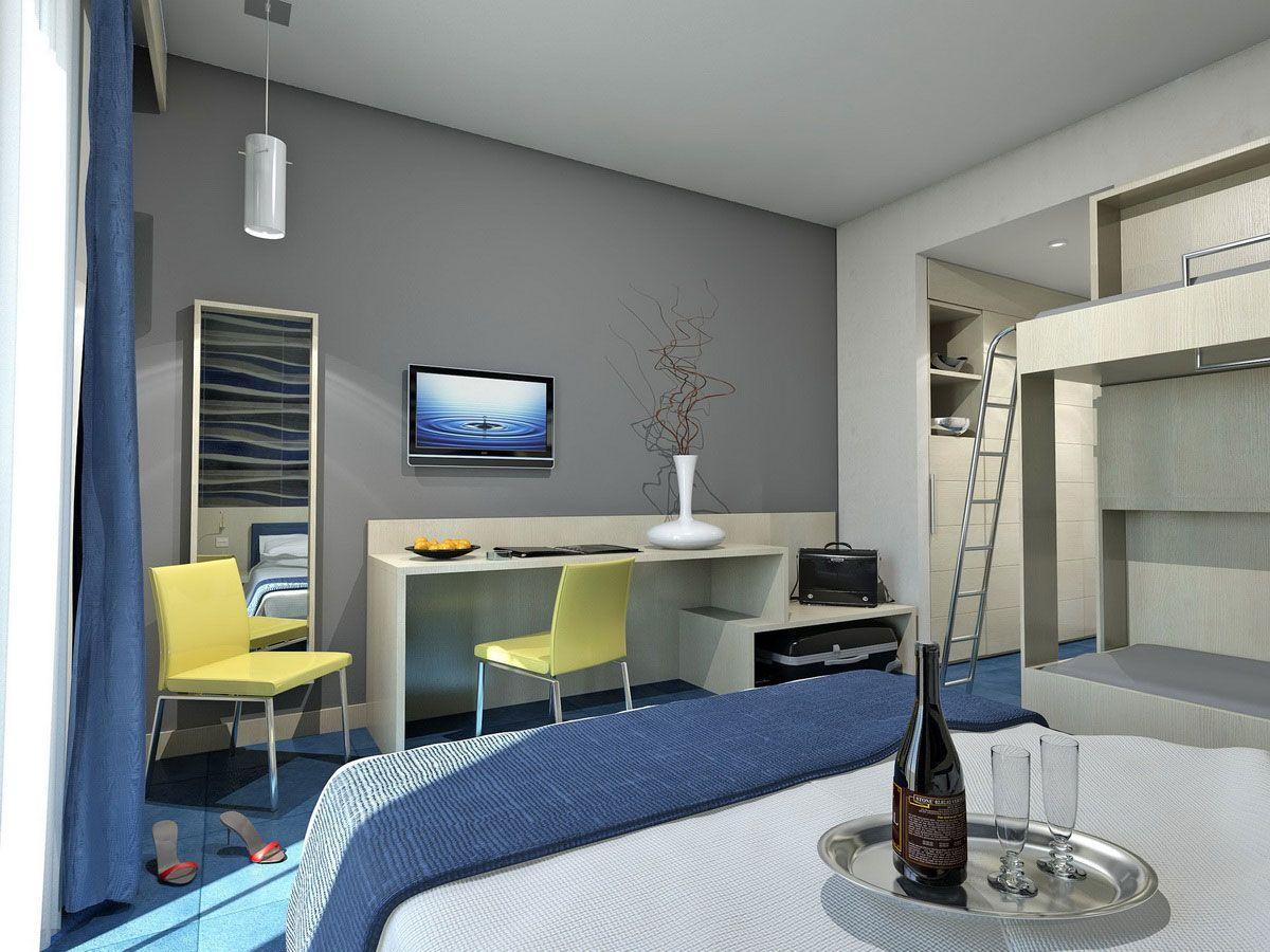 Imaginative ultra modern hotel 1200 900 for Modern hotel interior design