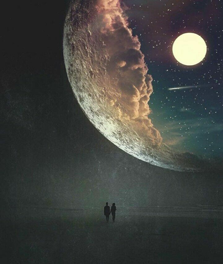 Pin by Nevaeh In Nirvana on Talking to the Moon ...