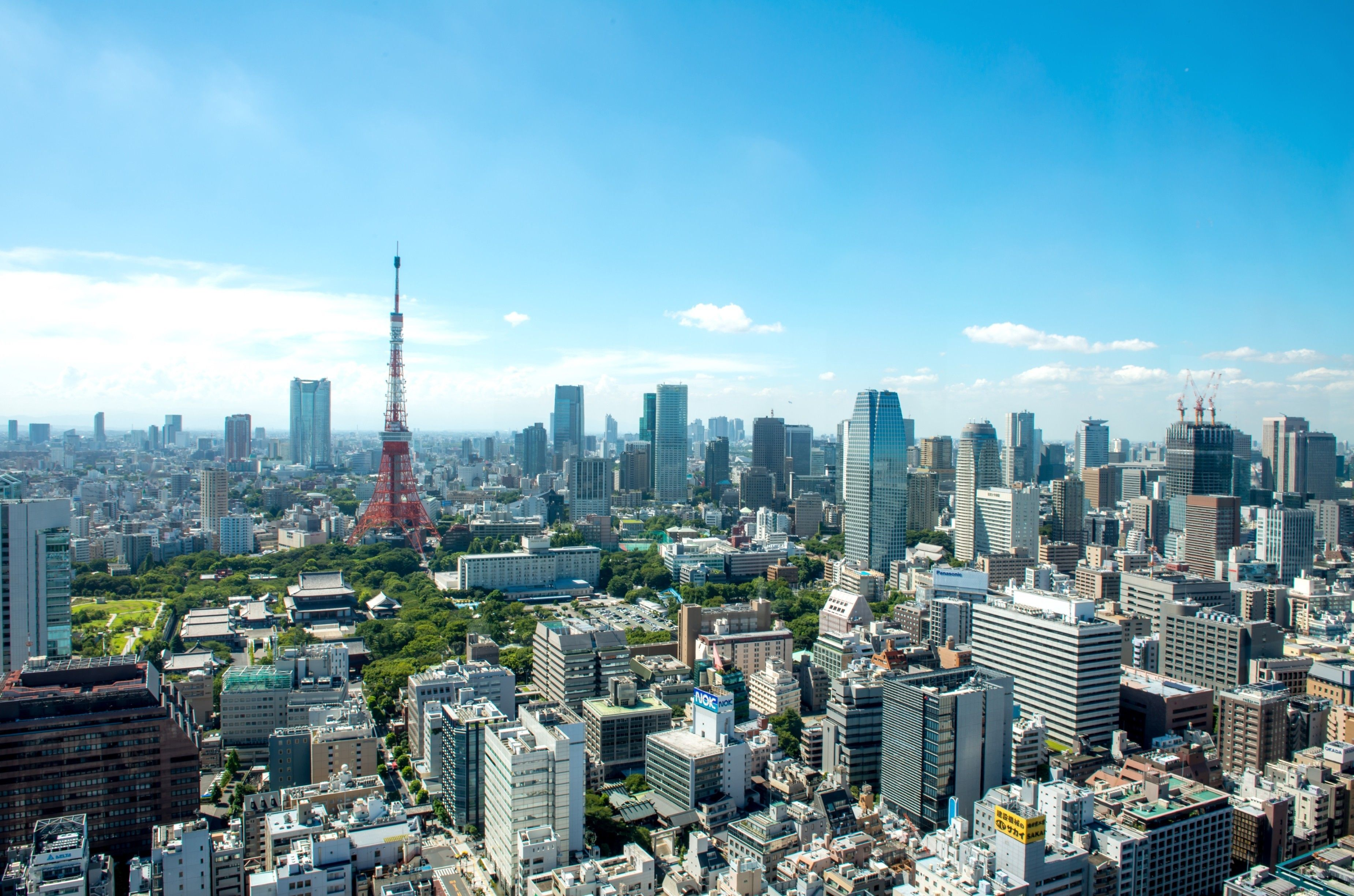 Tokyo Wallpapers Background Free Download Landscape