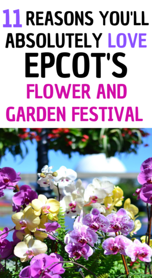 11 Reasons You Ll Love Epcot S International Flower And Garden Festival Epcot Spring Break Kids Festival
