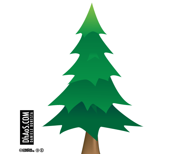 Christmas Tree Vector Image Free Download Free Vector Art Free Vector Images Vector Images