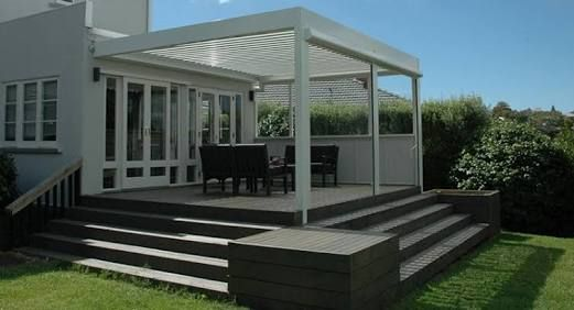 Image Result For Covered Deck Nz Outside Space