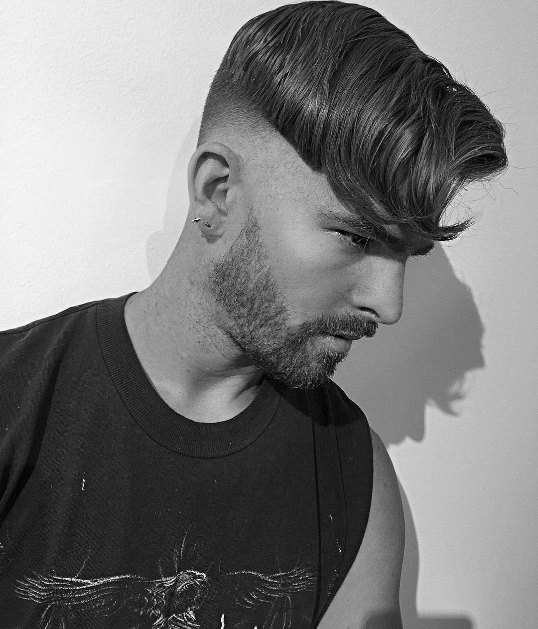Manner Frisur Iro