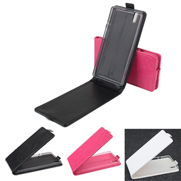 Up-down PU Flip Protective Case For InFocus M810