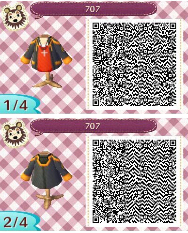 Leather jacket qr code new leaf - Animal Crossing New Leaf Mystic Messenger 707 Luciel Saeyoung Hoodie Qr Code