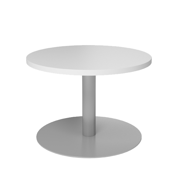 Groupwork 24 Inch Round Coffee Table From Turnstone Steelcase