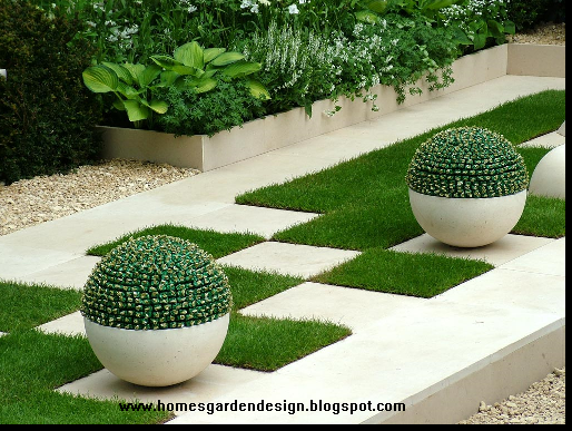 Modern Concrete Paver Ideas | Garden Tiles Design,modern ...