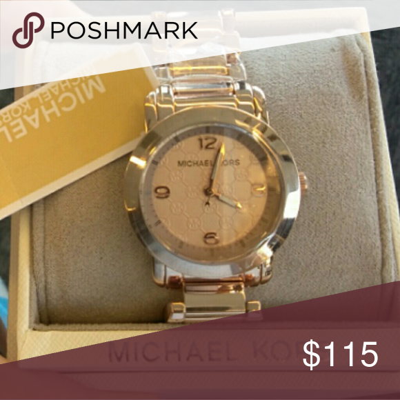 44c74cbdb64f Authentic Michael Kors Watch MK 3159 (gold) brand new with tags and box Michael  Kors Accessories Watches