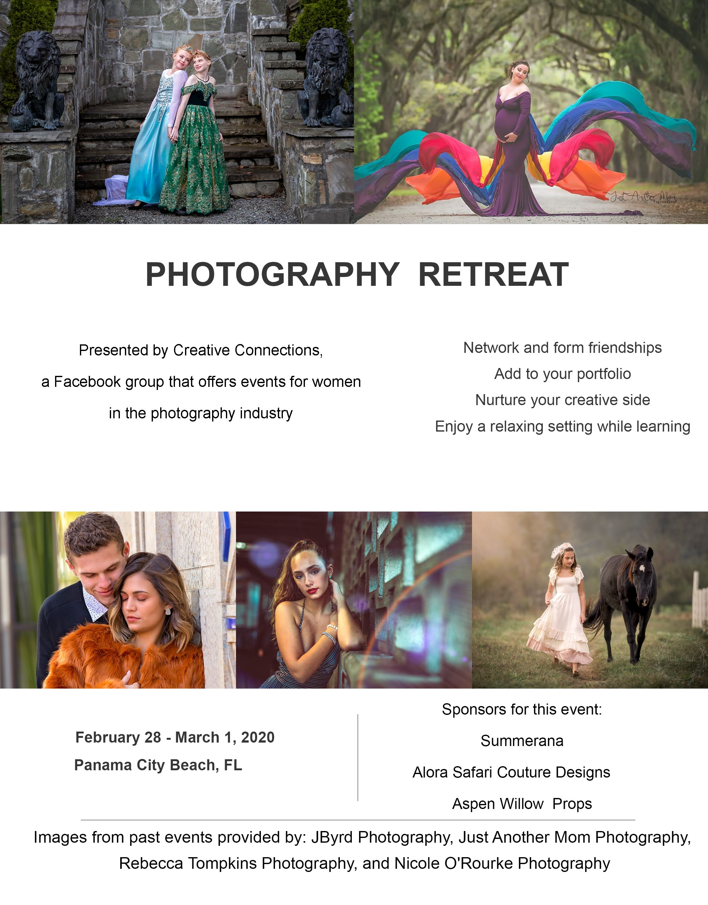 We Are Stoked To Be A Sponsor In Jbyrd Photography S Photography Retreat In Panama City Beach Fl February 28 In 2020 Panama City Beach Photography Panama City Panama
