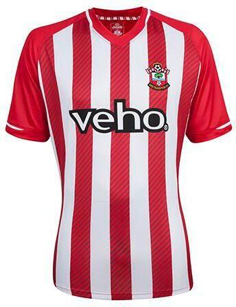 648fefce9bc Southampton 14/15 Home Kit | BPL 14/15 Home Kits | Southampton fc ...