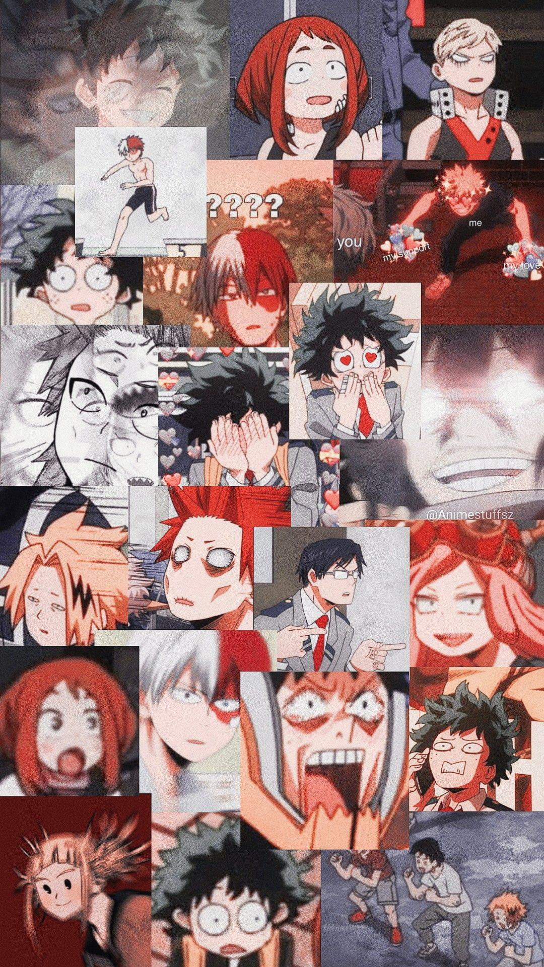 Boku No Hero Academia Anime Wallpaper Iphone Anime Wallpaper Cute Anime Wallpaper
