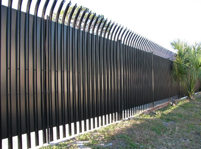 Pin On Build Fence Security