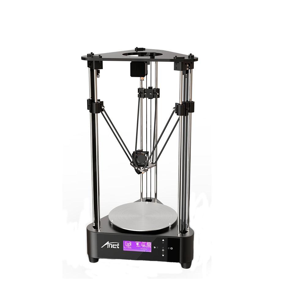 Anet® A4 Kit de impresora Delta Diy 3D Estructura de soporte ...
