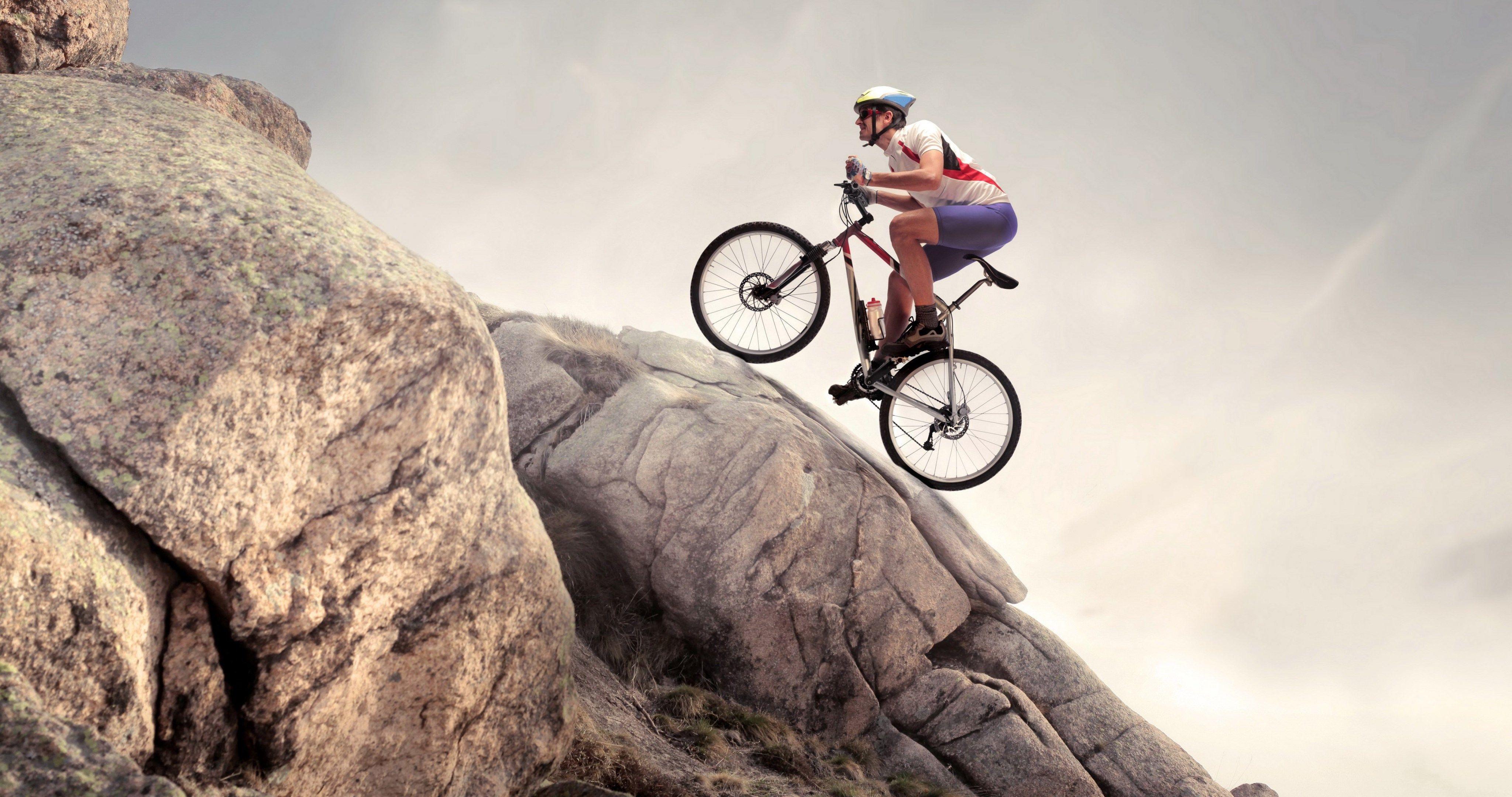 Mountain Biking Hd 4k Ultra Hd Wallpaper Ololoshenka Pinterest