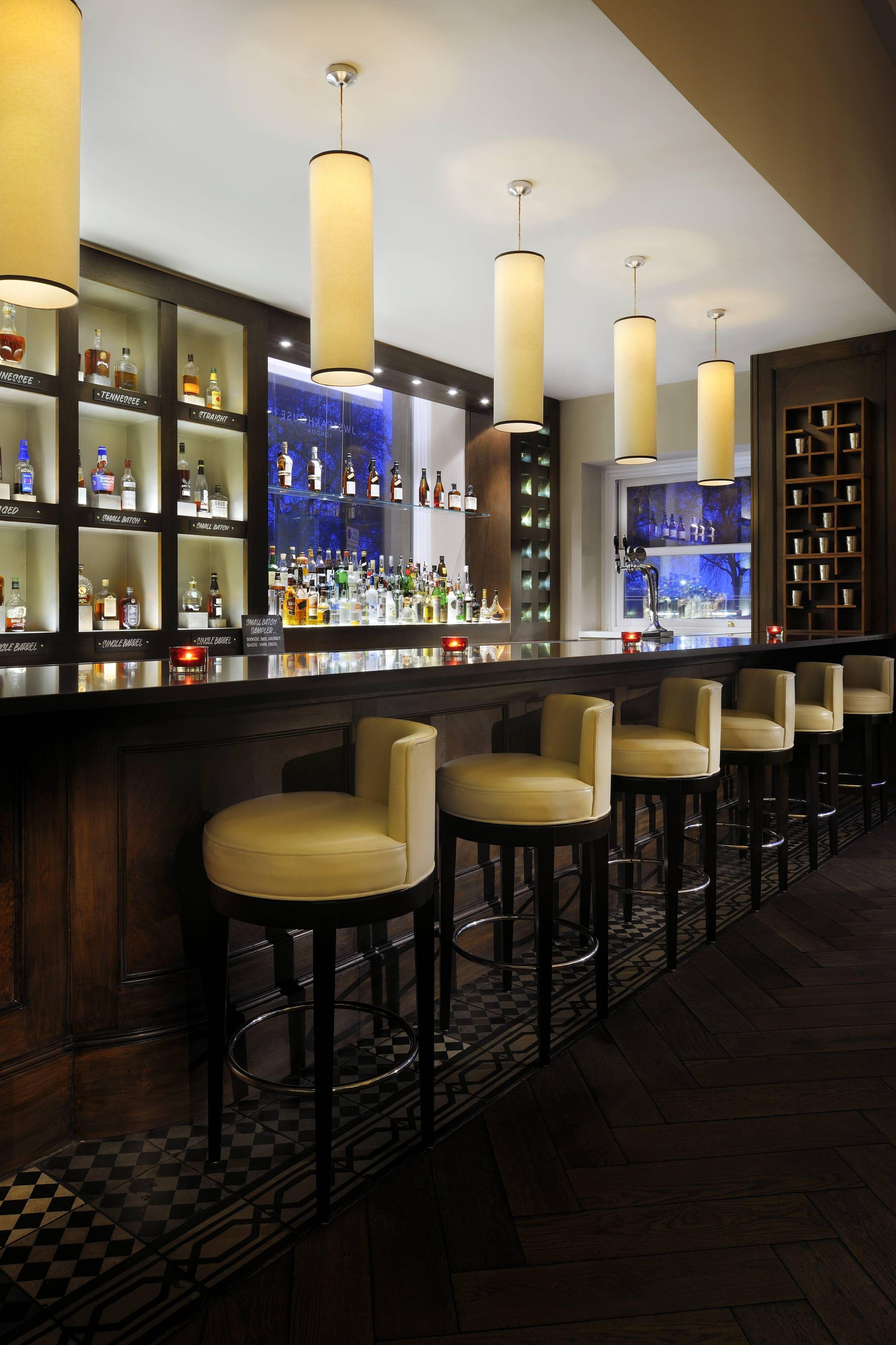 Grosvenor House A Jw Marriott Hotel The Bourbon Bar Hotels Travel Beautiful Bars For Home Marriott Hotels Restaurant Bar