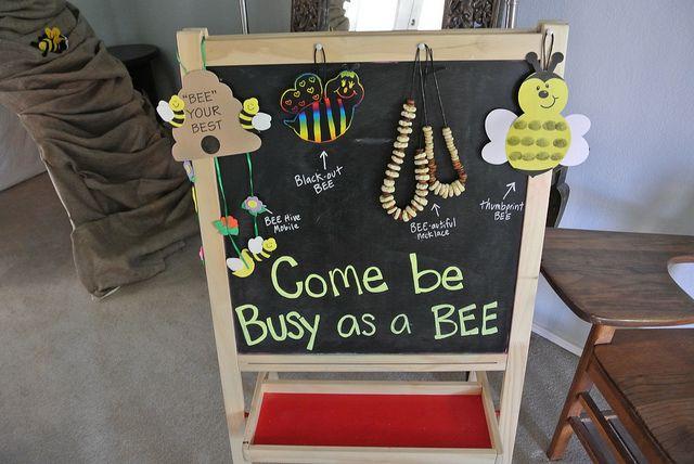 Busy Bee Birthday