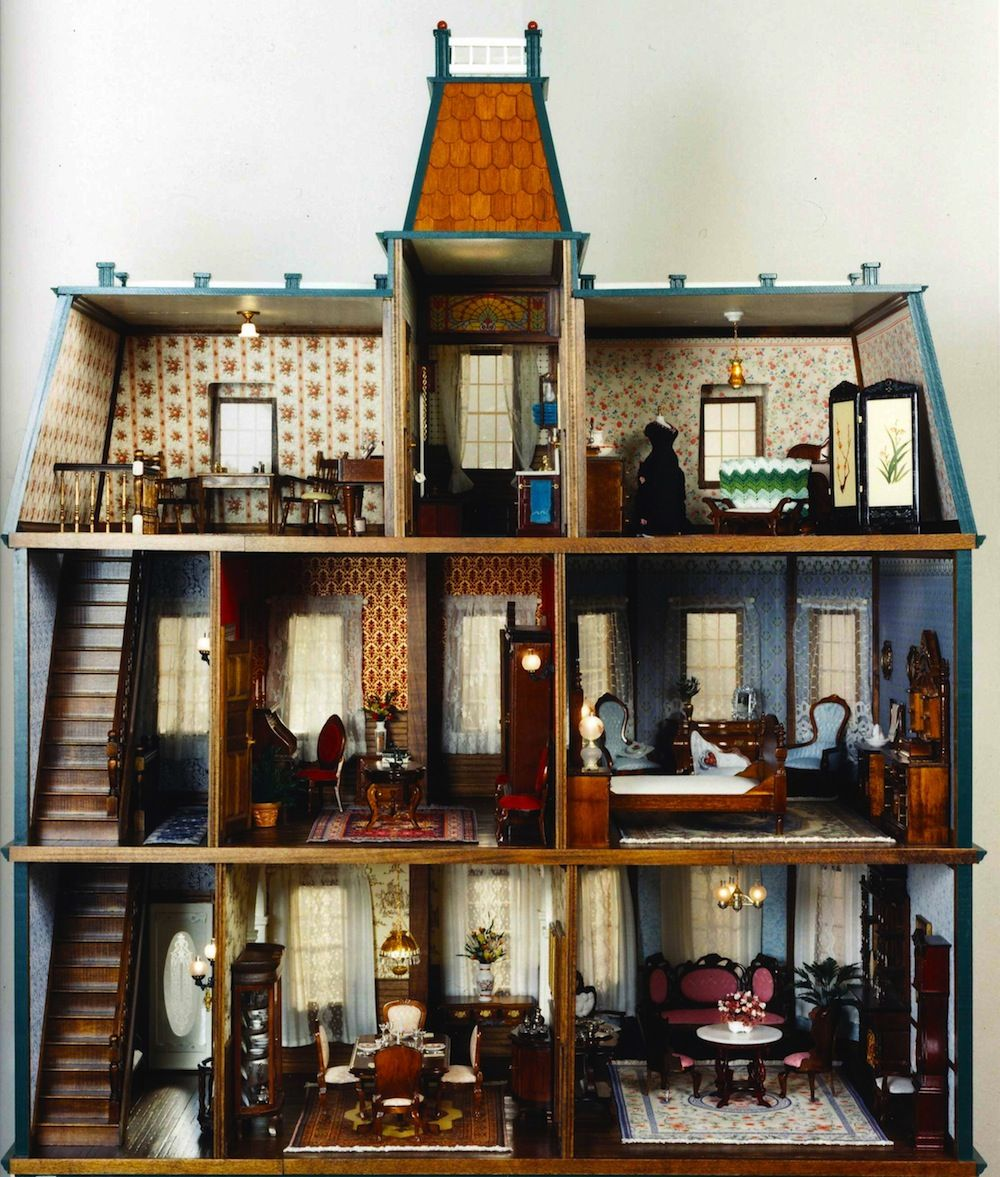 Miniature dolls house accessories How to Decorate your Dolls House 1:12th scale