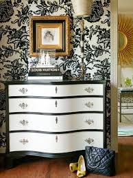 Image result for black white and gold gallery wall