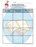 Inferences Worksheet Learning Fun Lectura