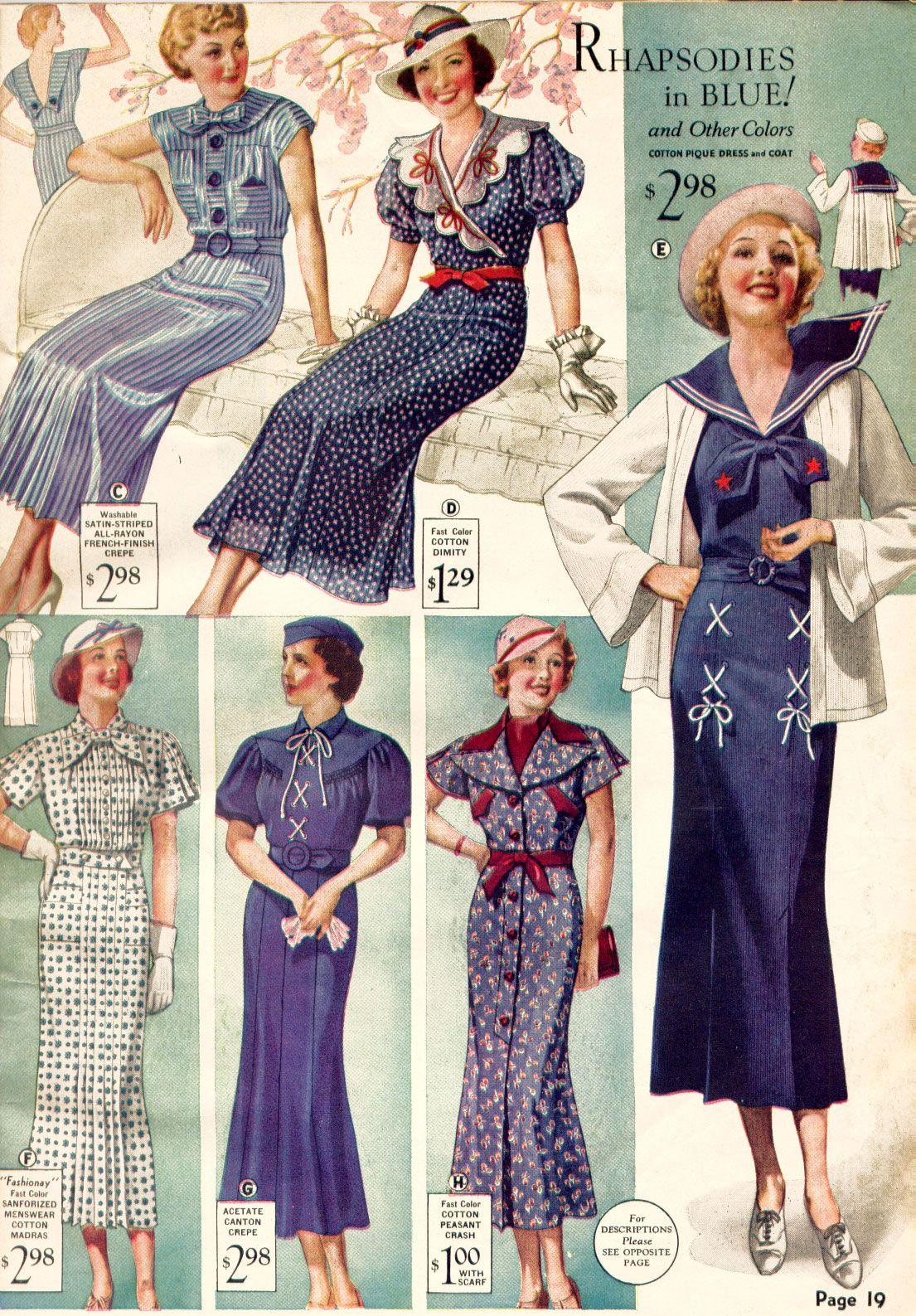b45cc90838 My 1930s Fashion Obsession | 1930s Fashion | Fashion, 1930s fashion ...