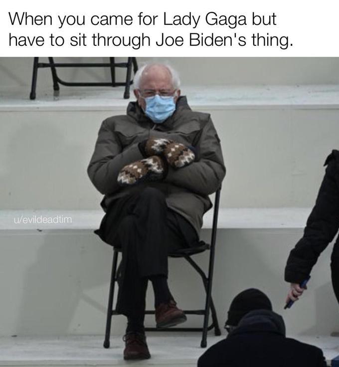 Lady Gaga Inauguration Of Joe Biden In 2021 Star Wars Memes Star Wars Star Wars Fandom
