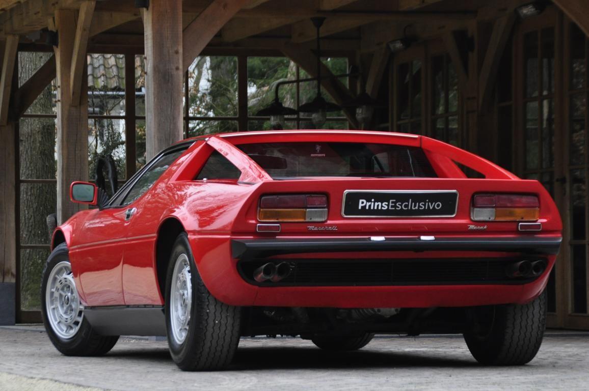 Maserati Merak 2000 GT (с изображениями)