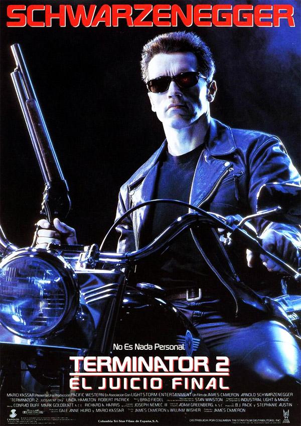 60 Posters De La Saga Terminator Cines Com Best Movie Posters Terminator Movie Posters