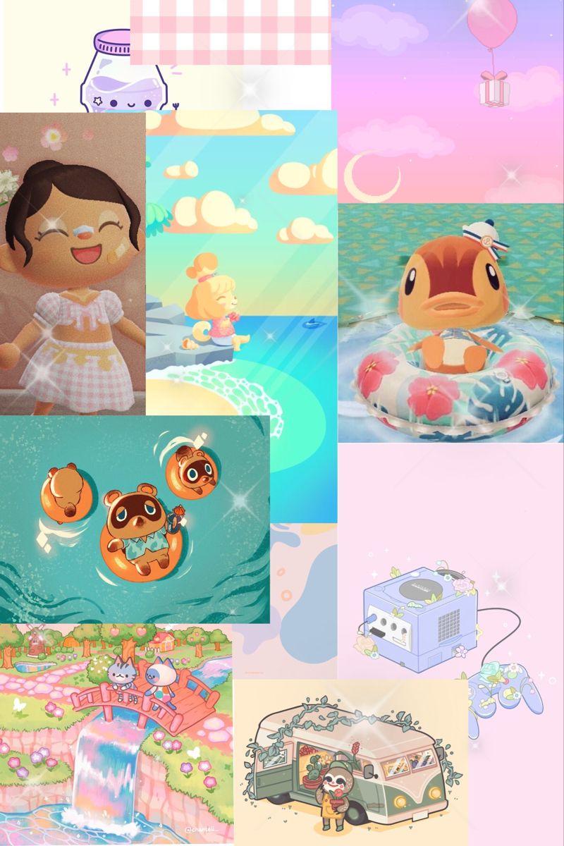 Animal Crossing Iphone Wallpaper Cute Cartoon Wallpapers Animal Crossing Iphone Wallpaper