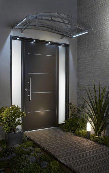 6 idées déco extérieure pour votre porte du0027entrée Water walls
