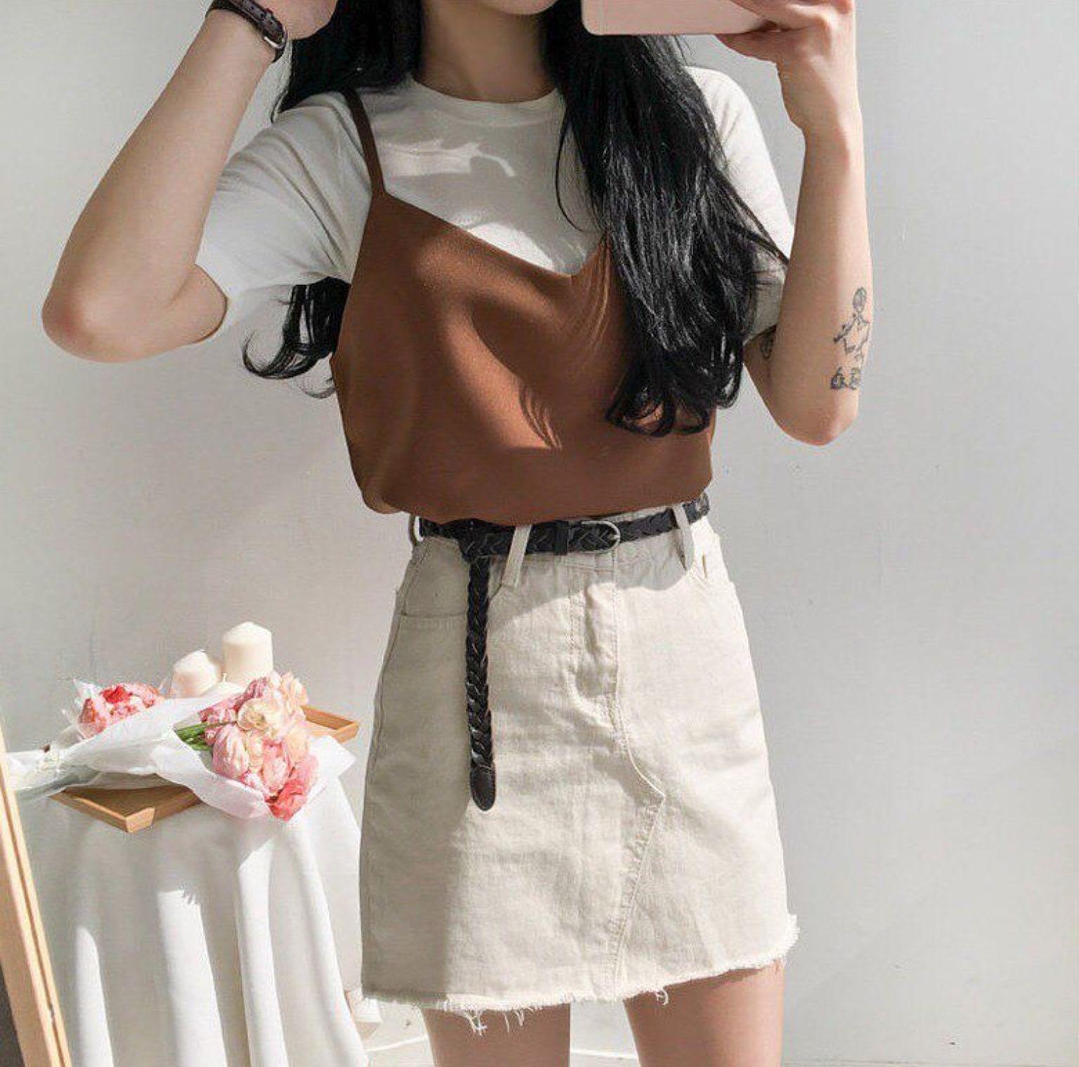 R O S I E In 2020 Ulzzang Fashion Fashion Inspo Outfits Korean Girl Fashion